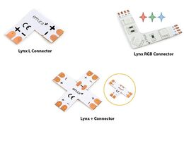 L Connector for LED strips