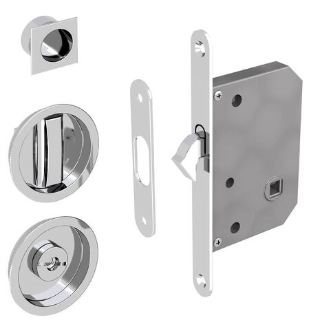 Magnetic Lock System