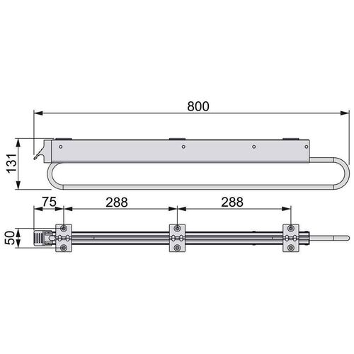 1297-001-pull-out-hanging-rail-800mm