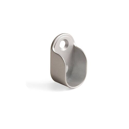 1920-001-rail-end-support-silver-painted