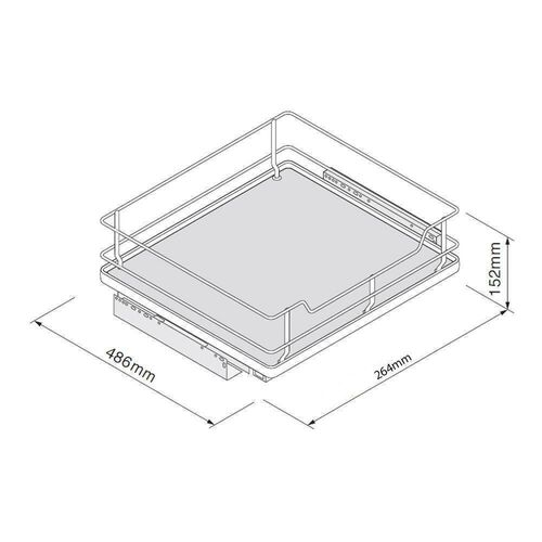 0367-001-solid-base-soft-close-pull-out-wire-basket