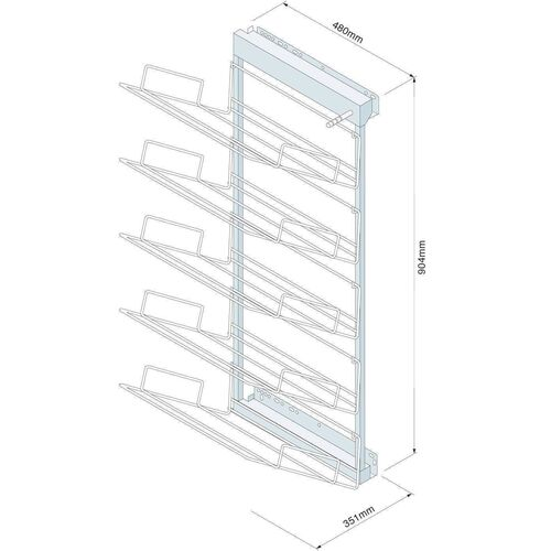 0520-002-five-tier-pull-out-shoe-rack-soft-close