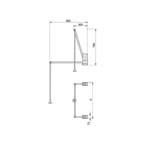 1204-001-wall-mounted-pull-down-rail