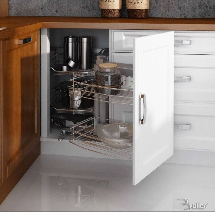 Zauber ecke kitchen magic corner - Magic corner cabinet ...